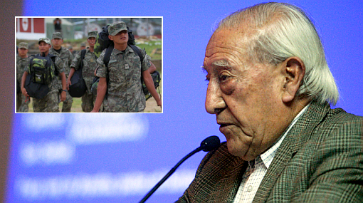 """""""En el VRAE cazan a nuestros soldados como vizcachas"""", afirmó Isaac Humala"""