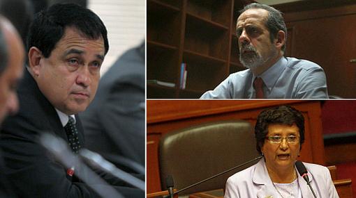Permanencia de Diez Canseco y Mavila en Gana Perú se definiría esta semana