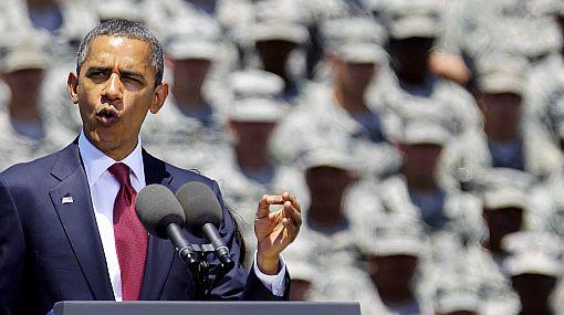 """Obama promete """"usar el dinero de las guerras"""" en inversión y empleos"""