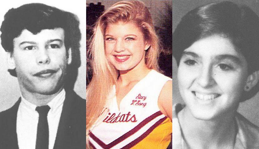 Irreconocibles: así se veían las estrellas musicales en el colegio