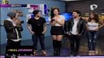 Los Ádammo se despidieron de la TV con llanto de Lucía Oxenford - Noticias de ezio oliva