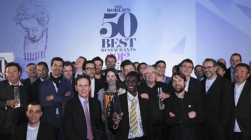 Nuevo 'top 5': conoce a los mejores restaurantes del mundo