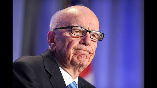 "Declaran a Rupert Murdoch ""no apto"" para dirigir una empresa internacional"