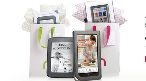 Microsoft y librerías Barnes & Noble se asocian para competir con iPad y Kindle