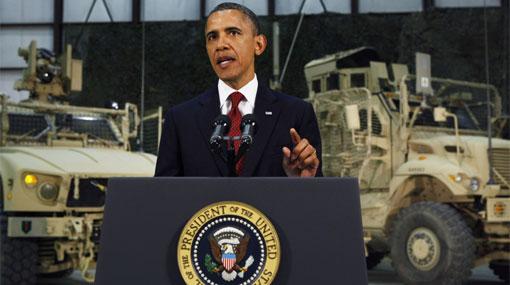"""Obama en Afganistán: """"Derrotar a Al Qaeda está a nuestro alcance"""""""