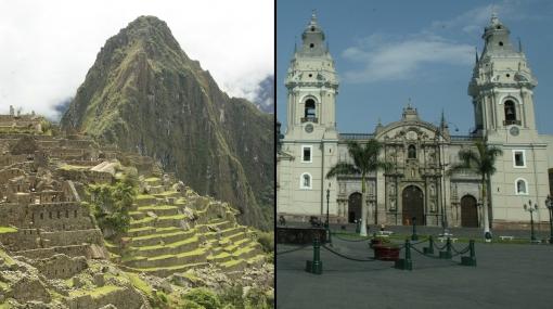 Machu Picchu y Lima entre los diez mejores destinos de Sudamérica en 2012