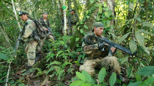 Nuevo ataque narcoterrorista dejó herido a un soldado en Satipo