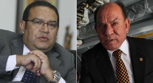 Otárola y Lozada se presentan este miércoles ante pleno del Congreso