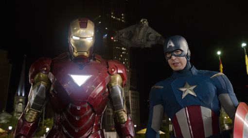 """""""Los Vengadores"""" batió récord de audiencia en los cines peruanos"""