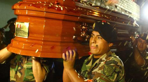 César Vilca será enterrado hoy en cementerio de Chorrillos