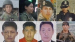 RECUENTO: ocho policías y militares fallecieron en la Operación Libertad - Noticias de manuel ramos campos