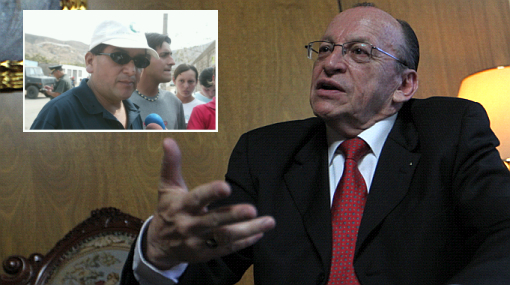 Fiscal de la Nación retirará denuncia contra padre de Claudina Herrera