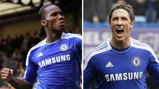 Final de Copa FA: Chelsea atacaría al Liverpool con Drogba y el 'Niño' Torres