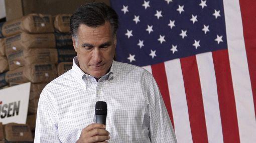 Mitt Romney y su problema con un vocero homosexual