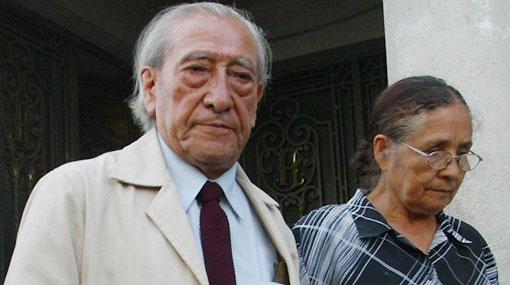 Isaac Humala dice que protestaría contra Conga como hizo su hija