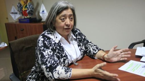 Viceministra de Pesquería renunció tras protestas en Paita