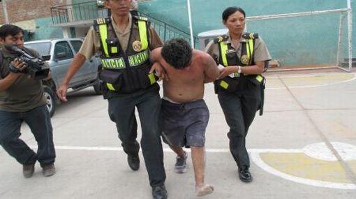 Al prófugo 'Gringasho' le espera reclusión en Maranguita