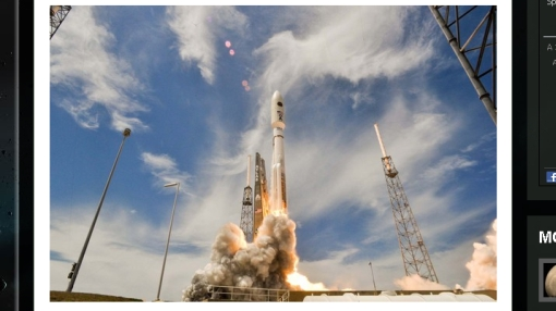 EE.UU. lanzó satélite que controlará su fuerza militar en el mundo