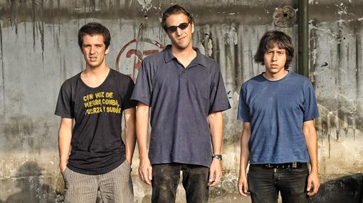Eielson, De Gorostiza y Brecht ahora en disco punk