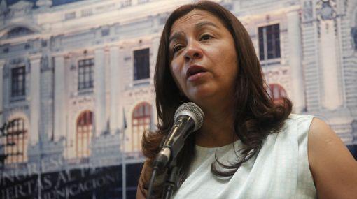 """Marisol Espinoza sobre Operación Libertad: """"Si la oposición quiere, retiro la palabra impecable"""""""