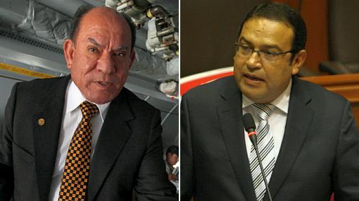Oposición ratificó que apoyará censuras de ministros Lozada y Otárola