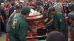 Suboficial César Vilca fue enterrado en medio de dolor e indignación - Noticias de rosa valiente