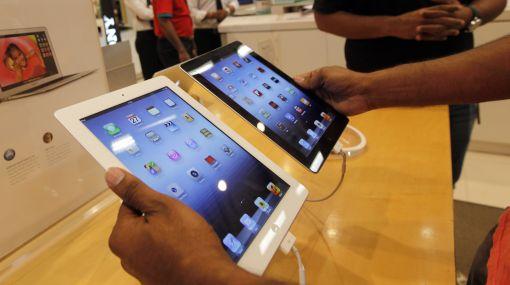 Apple ofrece acuerdo a empresa china para terminar disputa por iPad
