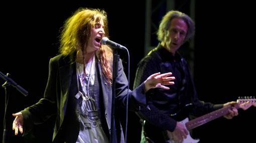"Patti Smith regresa con ""Banga"", su nuevo álbum"