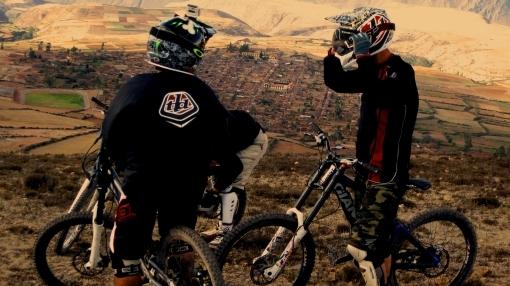 Rutas para hacer ciclismo de montaña en Cusco