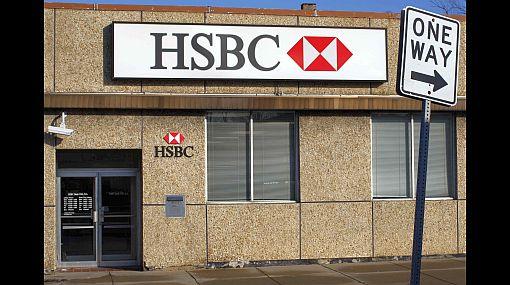 Ganancias de HSBC se redujeron 38% durante el primer trimestre