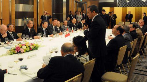 Humala resalta transferencia de conocimientos y tecnologías  con empresarios en Japón