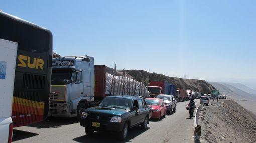 Mineros informales también bloquearon carreteras en Cajamarca
