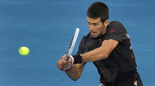 """Novak Djokovic sobre arcilla del Masters de Madrid: """"Esto no es tenis"""""""