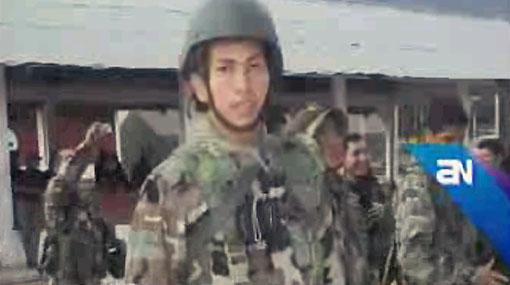 Esposa de suboficial Lánder Tamani pidió que también sea reconocido héroe