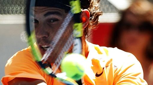 Nadal pasó por encima a Davydenko en su debut en el Masters de Madrid