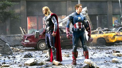 "Batalla de ""The Avengers"" costaría US$160 mil millones de ser real"