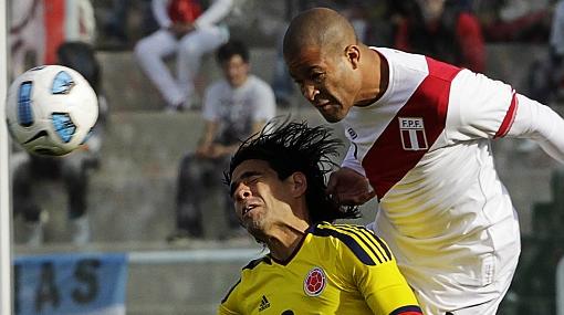 ¿Quién marcará a Falcao en el Perú vs. Colombia en el Nacional?
