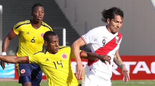 Entradas populares del Perú vs. Colombia costarán 50 soles