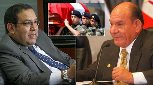 """CRONOLOGÍA: la """"operación impecable"""" que provocó la renuncia de Otárola y Lozada"""