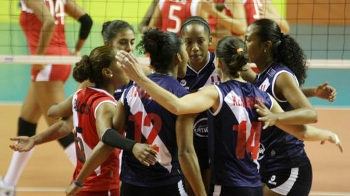 Perú venció 3-1 a Venezuela en el Preolímpico Sudamericano de Vóley