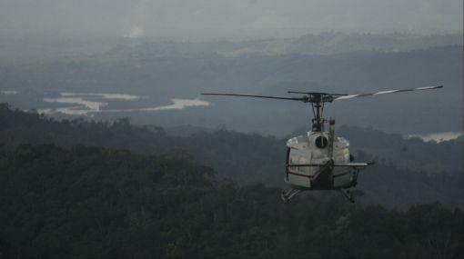 Caída de helicóptero en Satipo se debió a falla mecánica