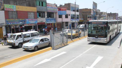 Lima pide al Indecopi desestimar denuncias de transportistas que buscan regresar a Av. Túpac Amaru