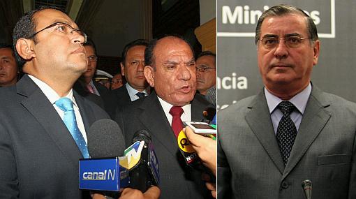 Valdés iba a plantear una cuestión de confianza para salvar a ministros