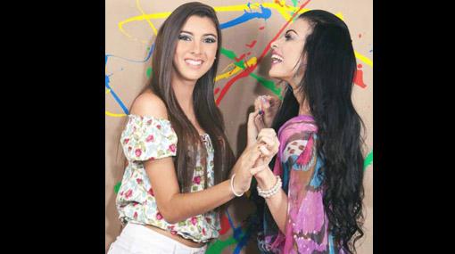 Fiorella Rodríguez presentó a Mikella, su hija adolescente