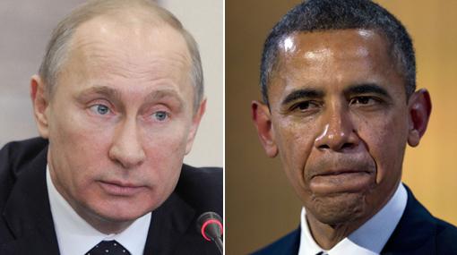 Estados Unidos en 'shock' porque Putin no irá a cumbre G8