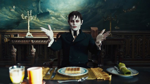 Johnny Depp y Tim Burton se unen para cambiar la imagen de los vampiros