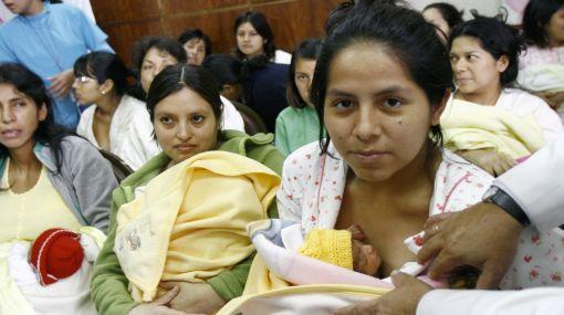 Más de 7 millones de mujeres en el Perú son madres