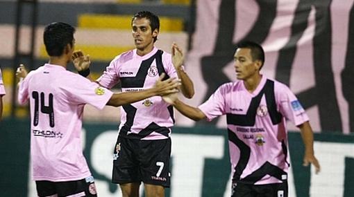 Boys sufrió para empatar 1-1 con Melgar en el Callao