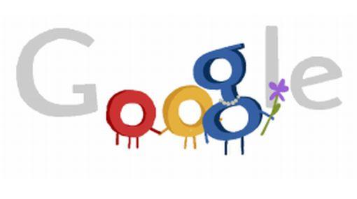 Google celebra el Día de la Madre con un festivo 'doodle'