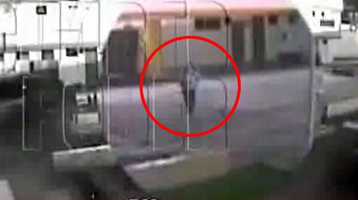 Antes de fugar, 'Gringasho' disparó a matar a líder de banda rival